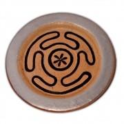 Prato de barro - Roda de Hécate (2)
