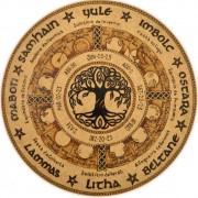 Roda do Ano 25cm - Árvore da Vida
