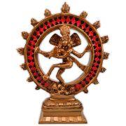 Shiva na Roda de Fogo com Cristais
