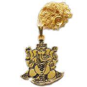 Talismã Ganesha - Dourado