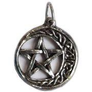 Talismã Pentagrama - Lua Celta