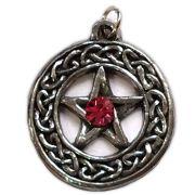 Talismã Pentagrama - Nó Céltico Swarovski