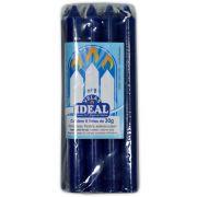 Vela Palito - Azul Escuro