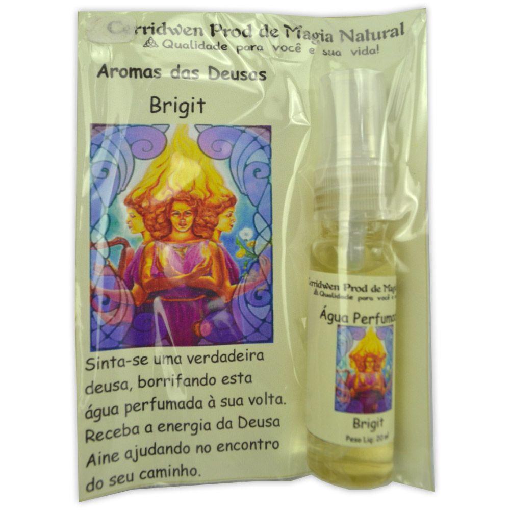 Água Perfumada - Brigit