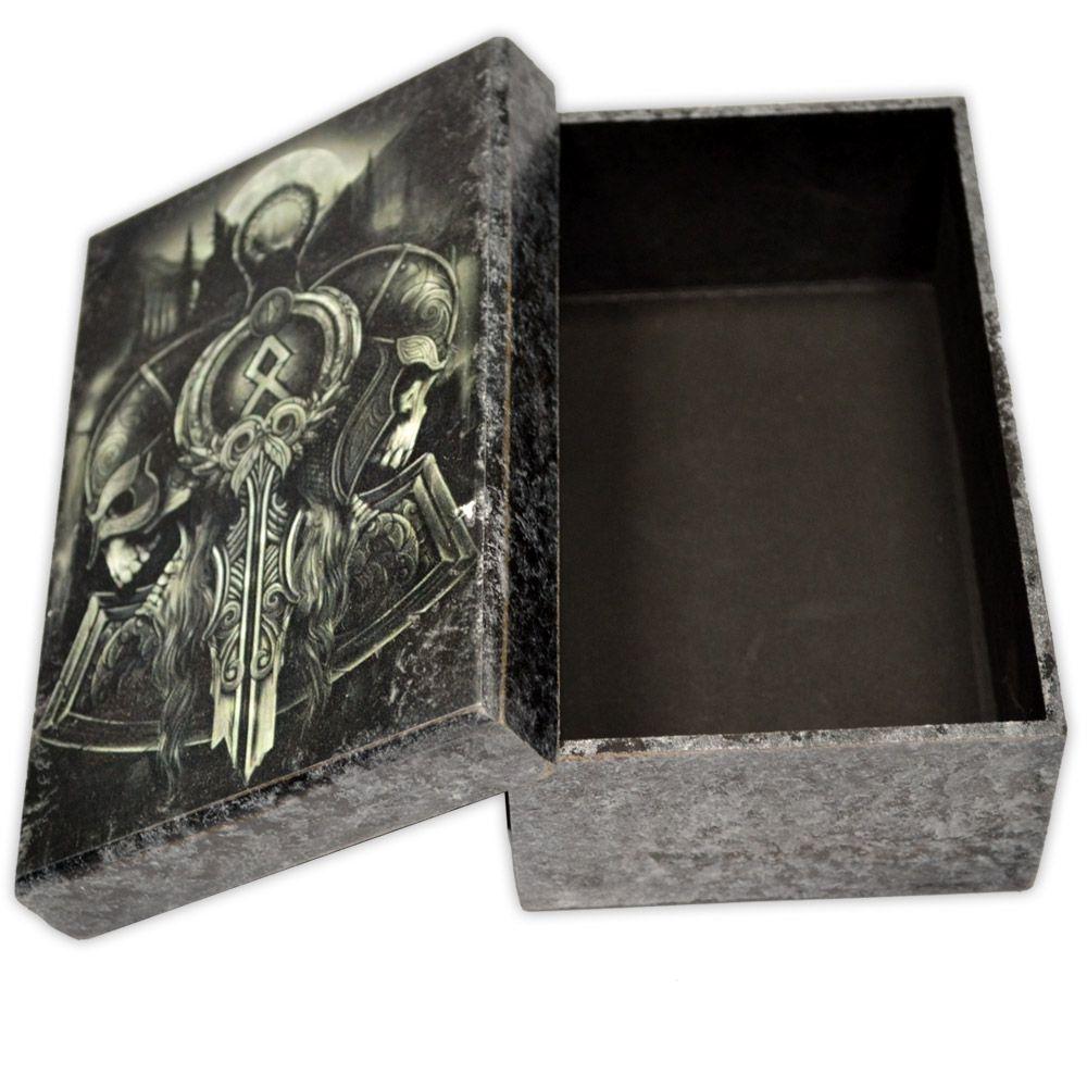 Caixa de Tarô - Caveiras