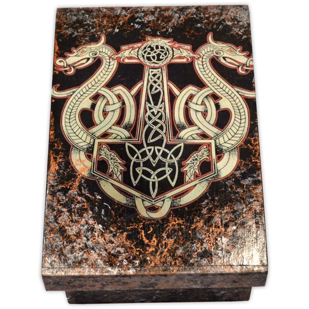Caixa de Tarô - Viking