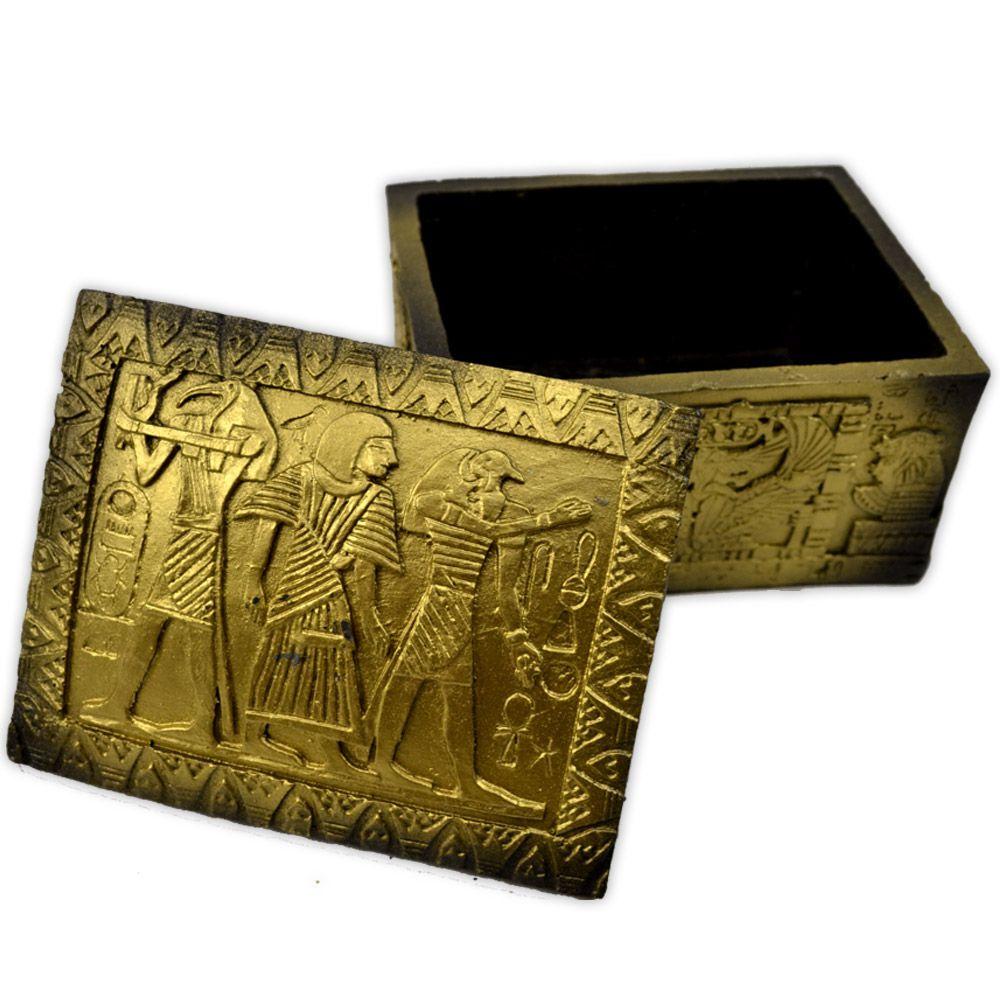 Caixa - Egípcia