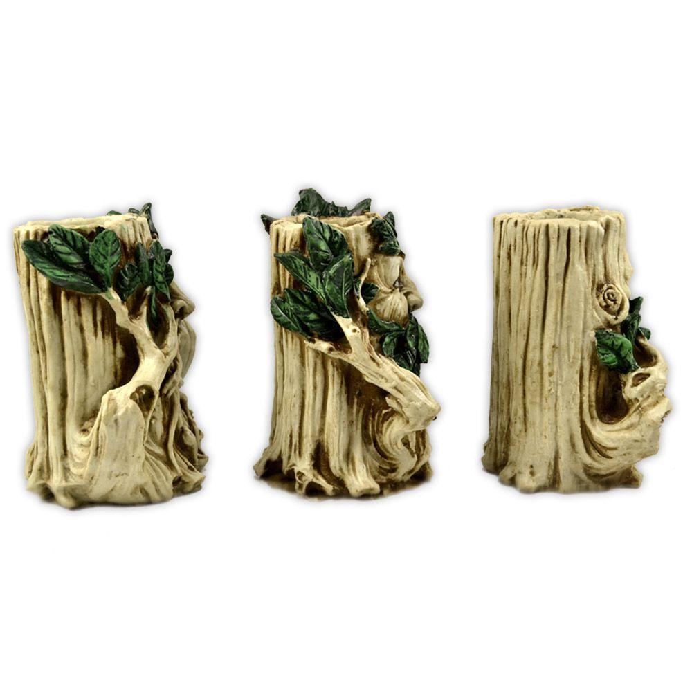 Castiçais - Três Árvores Sábias