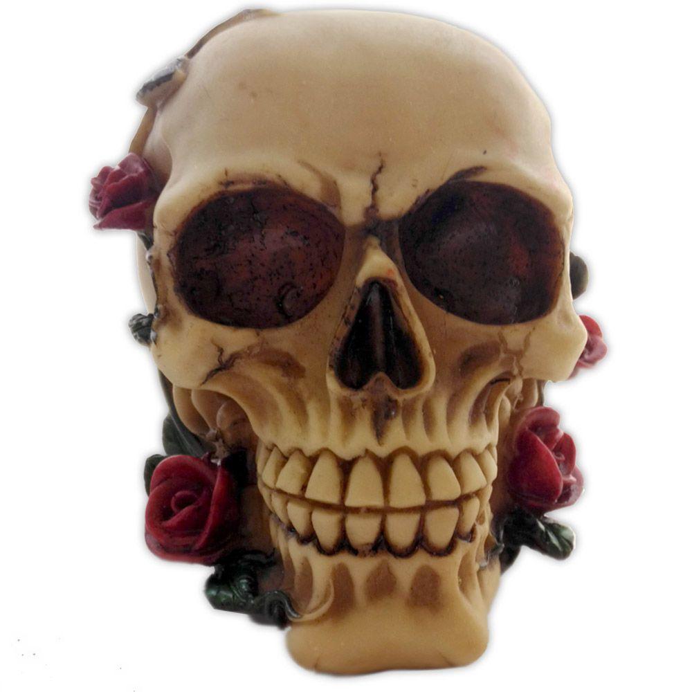 Crânio Rosas