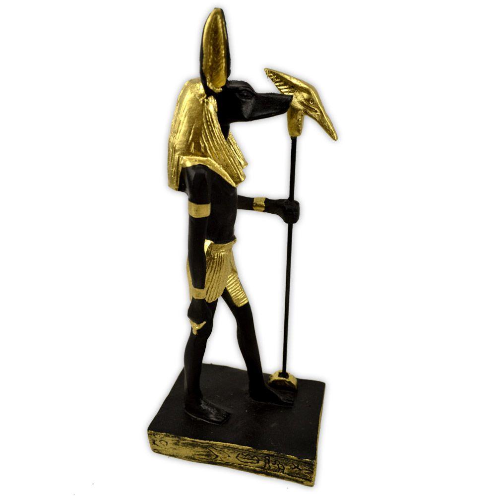 Deus Anúbis do Submundo e Senhor dos Ocidentais - Pequeno