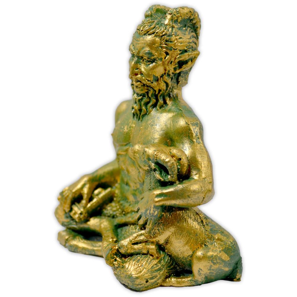 Pan, Deus dos Bosques - Verde Dourado