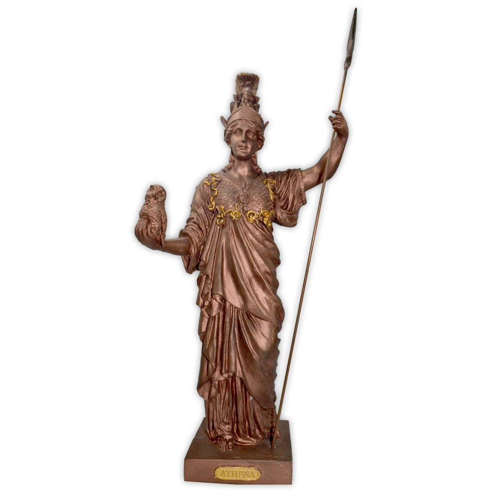 Athena, Deusa da Sabedoria e da Guerra