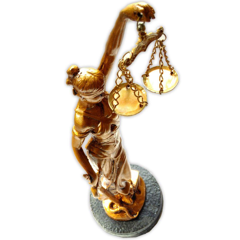 Justitia, a Justiça