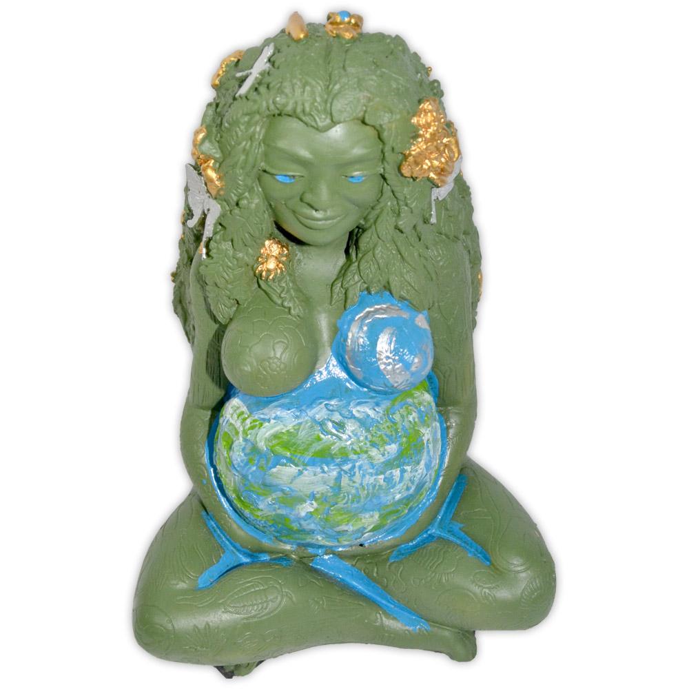 Deusa Gaia - modelo 2