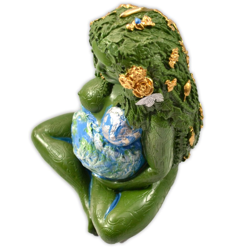 Gaia, Deusa Terra e Grande Mãe - mod. 1