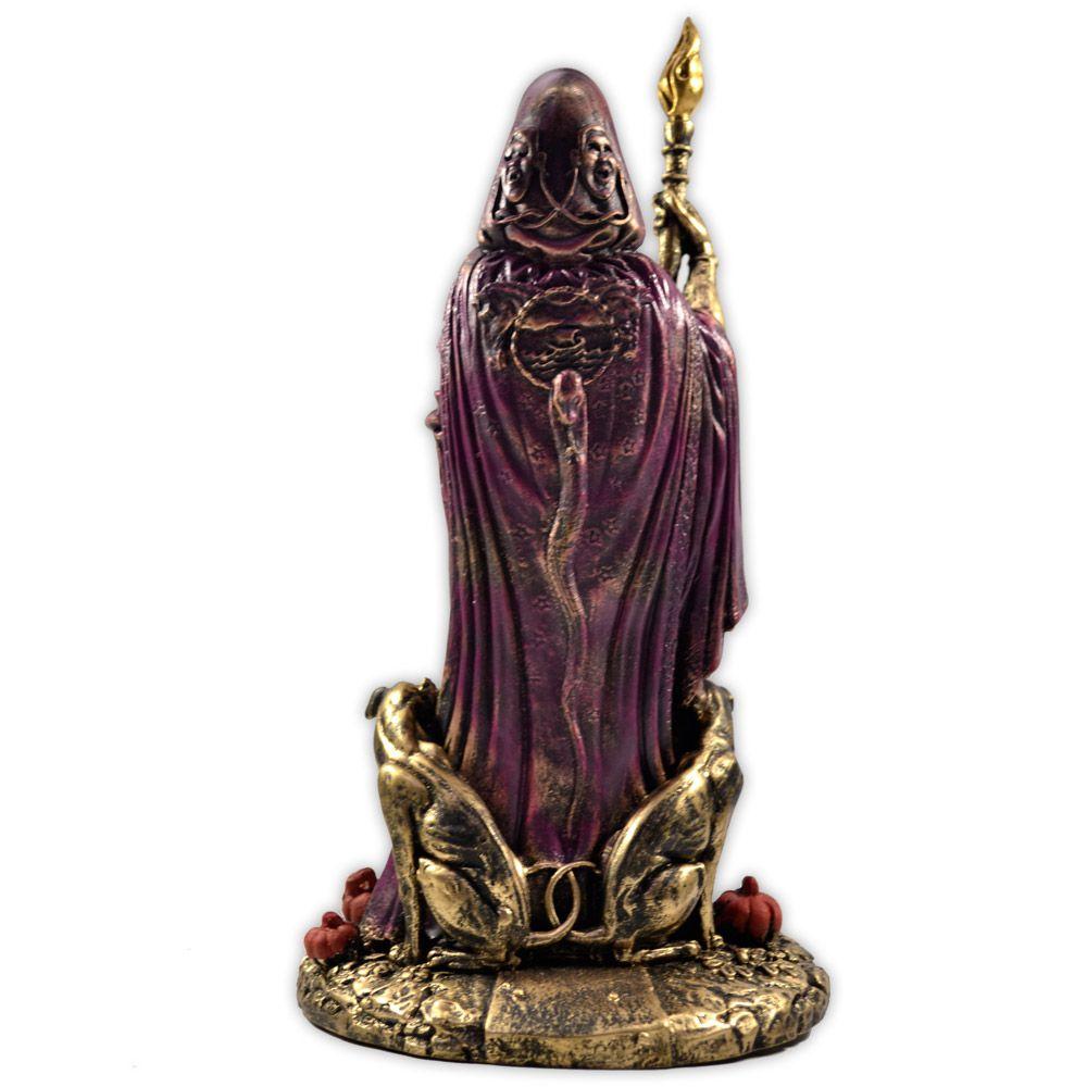 Hécate, Deusa do Submundo - Colorida