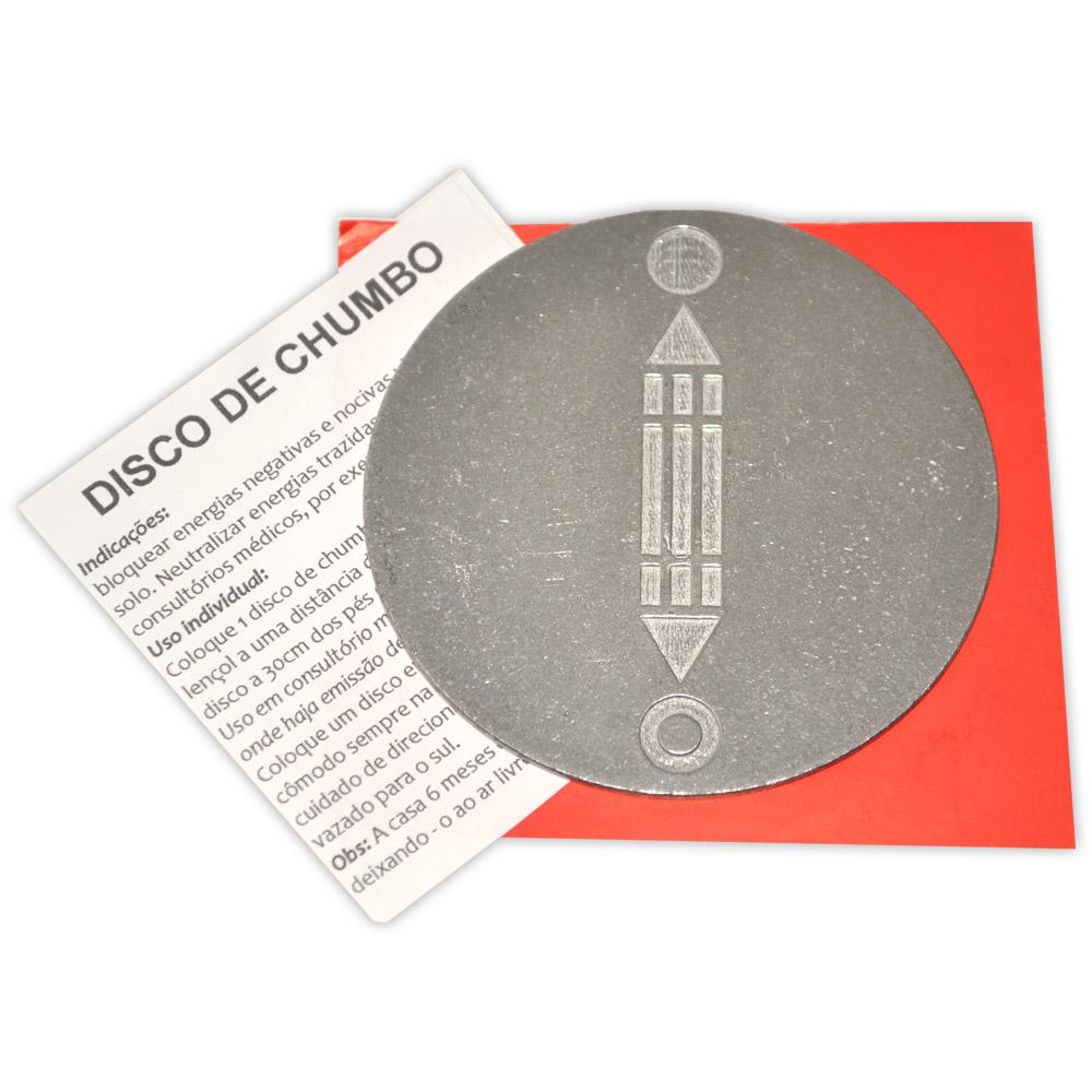 Disco de Chumbo Luxor - Par