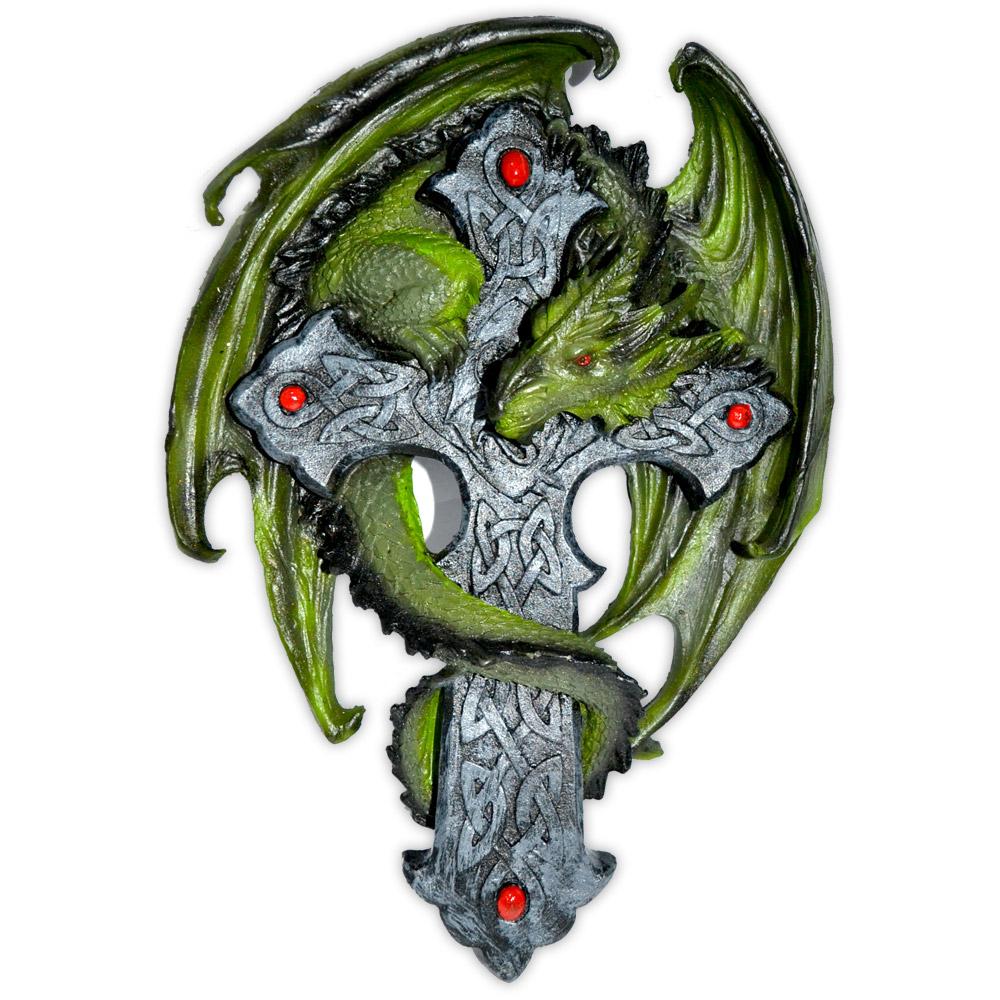 Dragão na Cruz