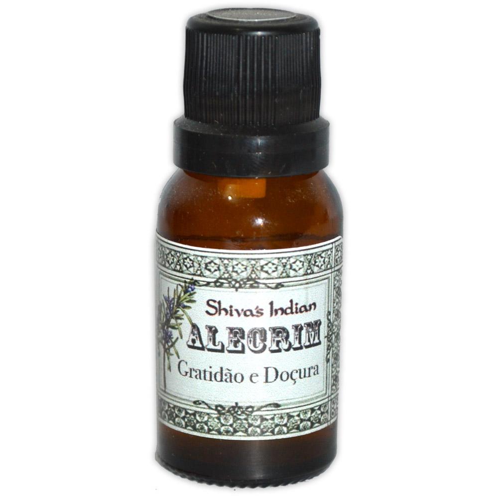 Essência com óleo essencial Alecrim - Gratidão e Doçura