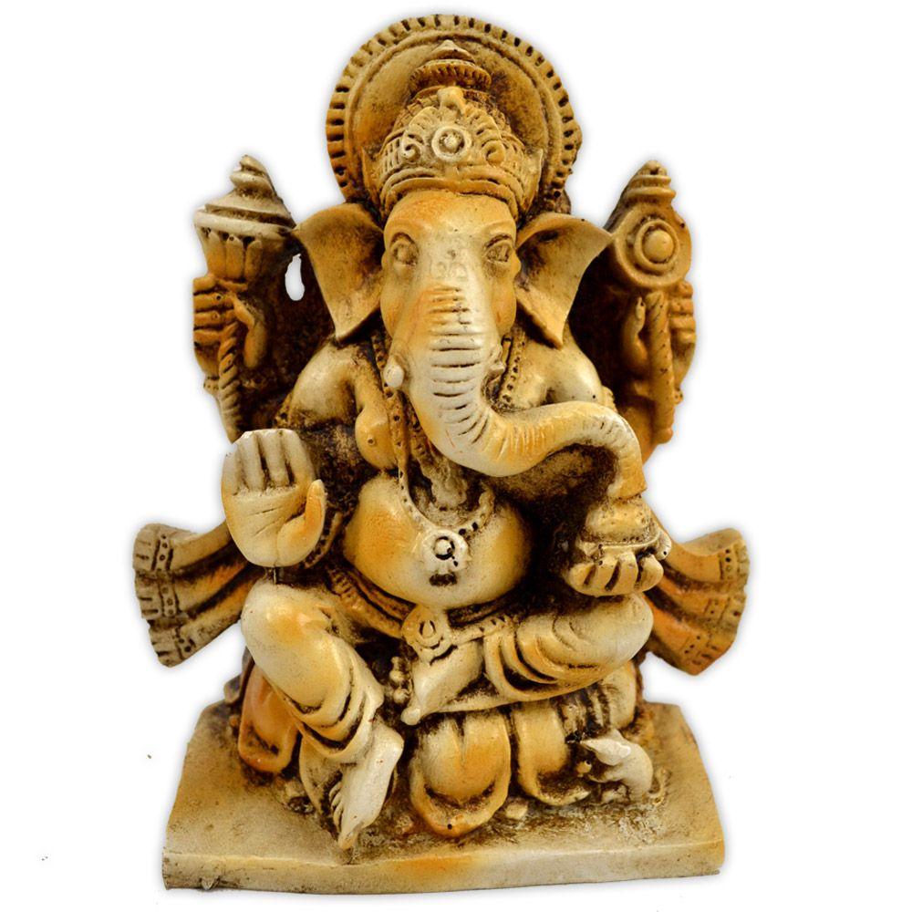 Ganesha, Deus da Fartura e Prosperidade - modelo 1
