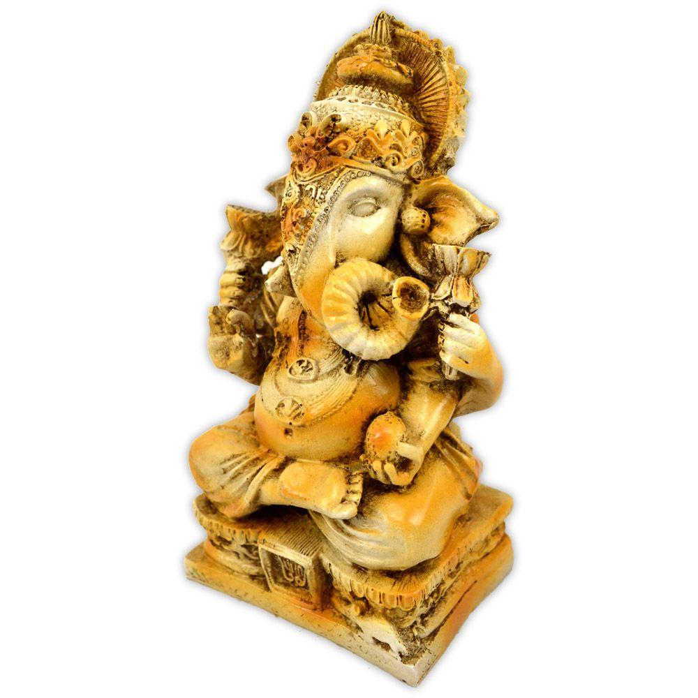 Ganesha, Deus da Fartura e Prosperidade - modelo 2