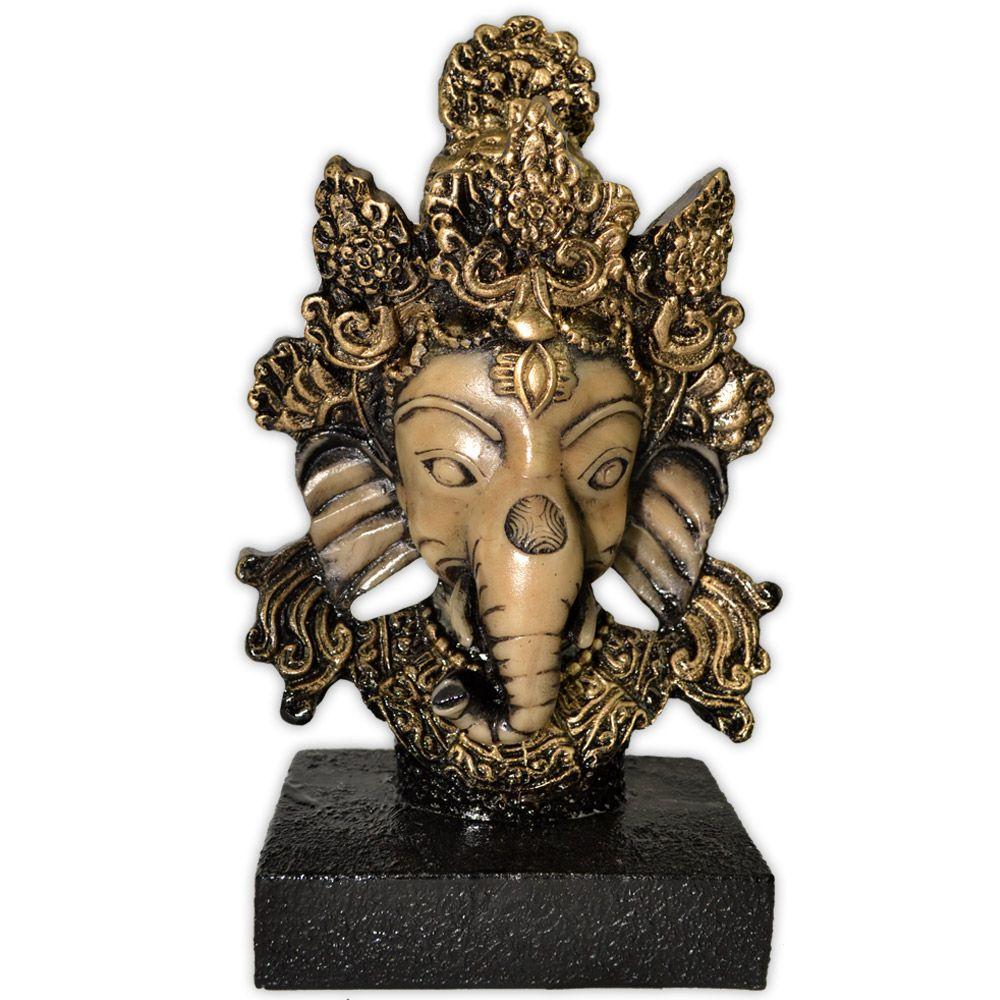 Busto de Ganesha, o Removedor de Obstáculos