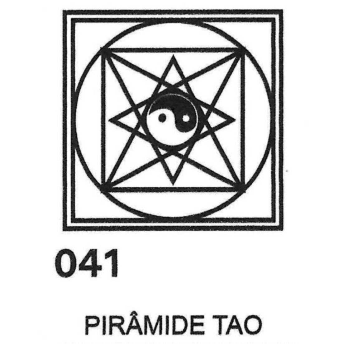 Gráfico Pirâmide Tao PVC 2200
