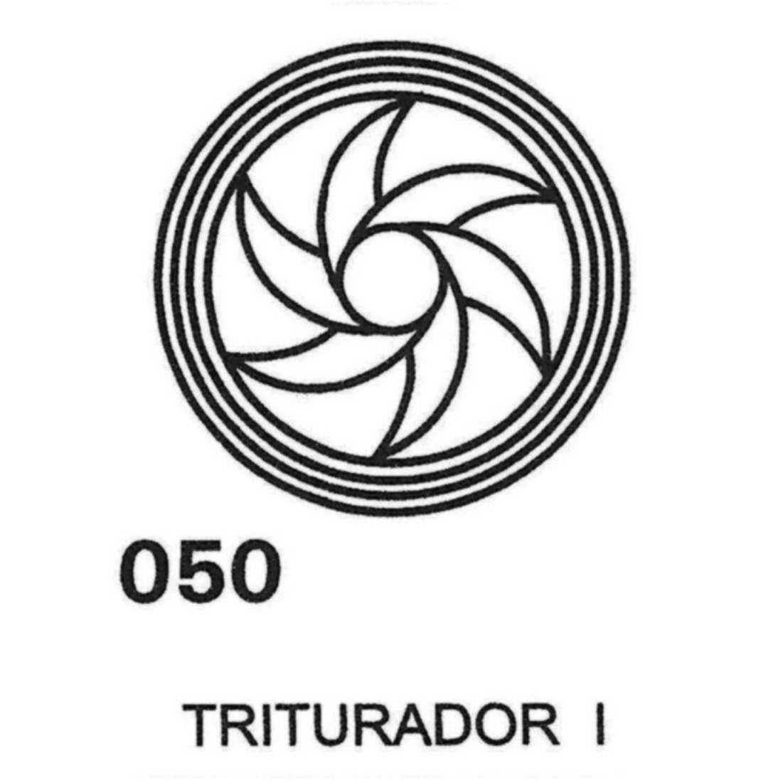 Gráfico Triturador I PVC 2200