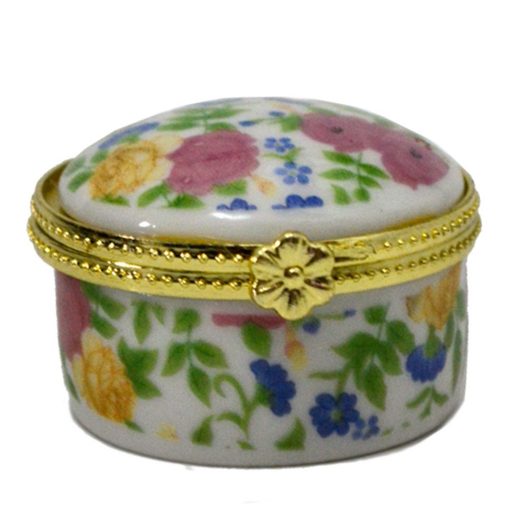 Potinho de cerâmica para Unguento - Redondo