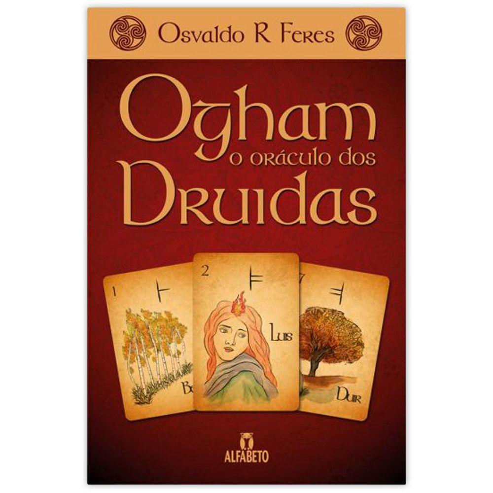 Ogham, o Oráculo dos Druidas - Livro e Baralho