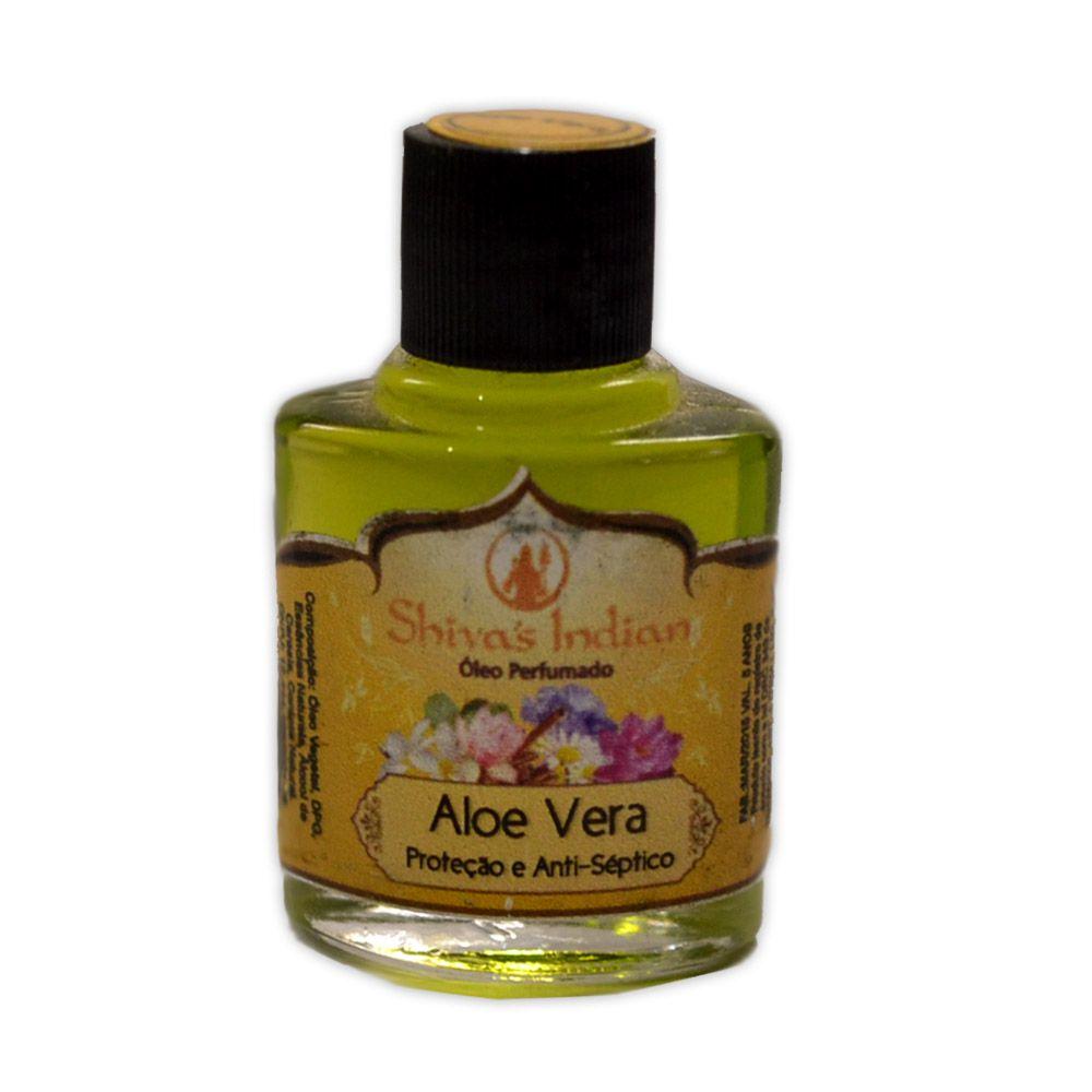 Óleo Shivas Indian Aloe Vera - Proteção e Anti-Séptico