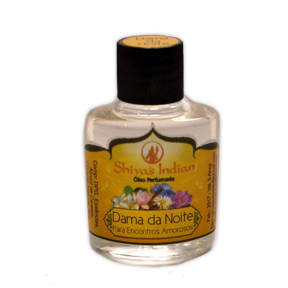 Óleo Shivas Indian Dama da Noite - Amor