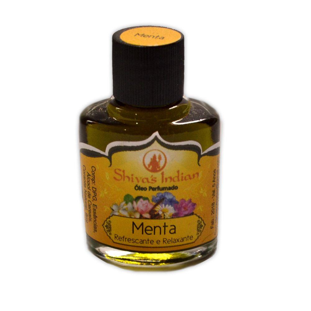 Óleo Shivas Indian - Menta