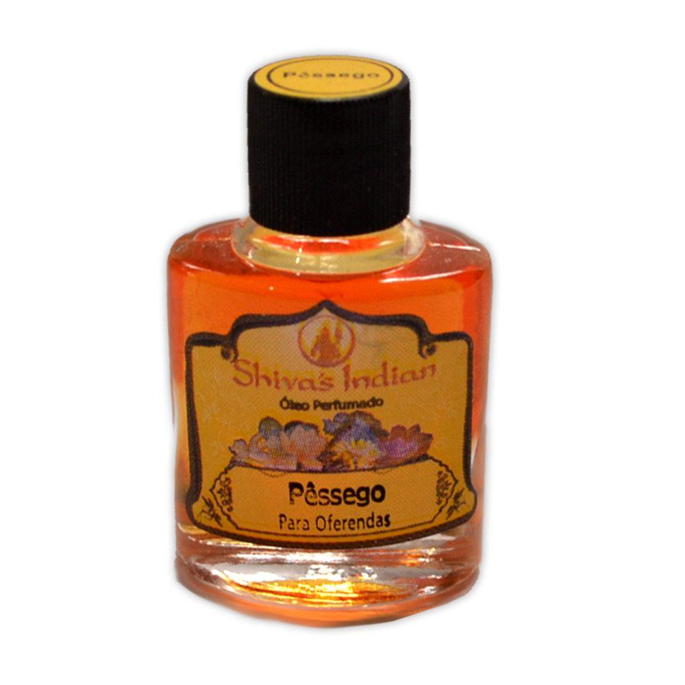 Óleo Shivas Indian Pêssego - Para Oferendas
