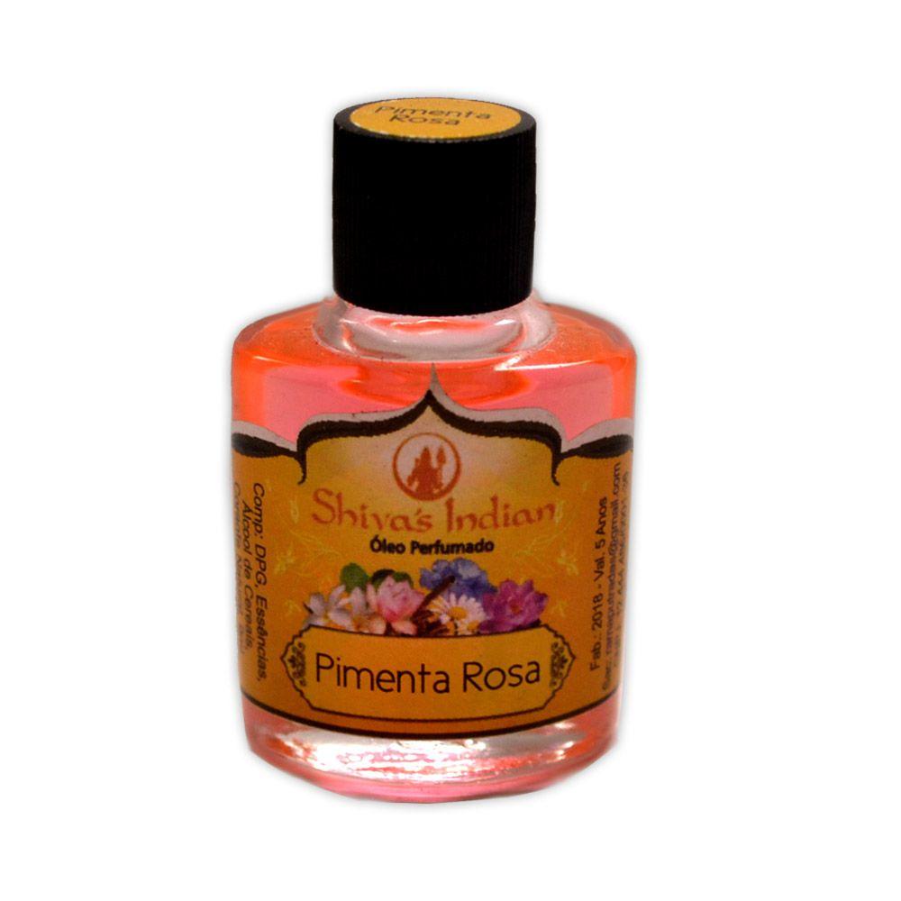 Óleo Shivas Indian - Pimenta Rosa