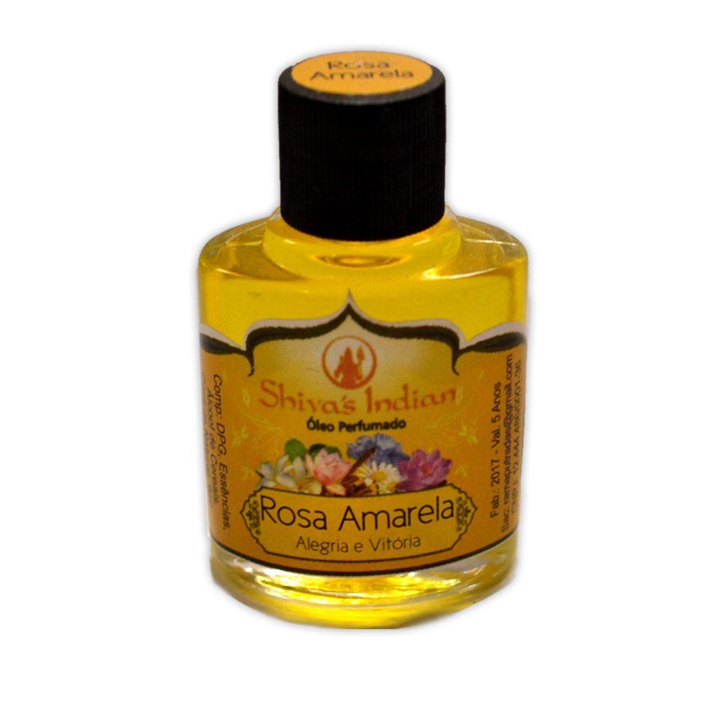Óleo Shivas Indian - Rosa Amarela