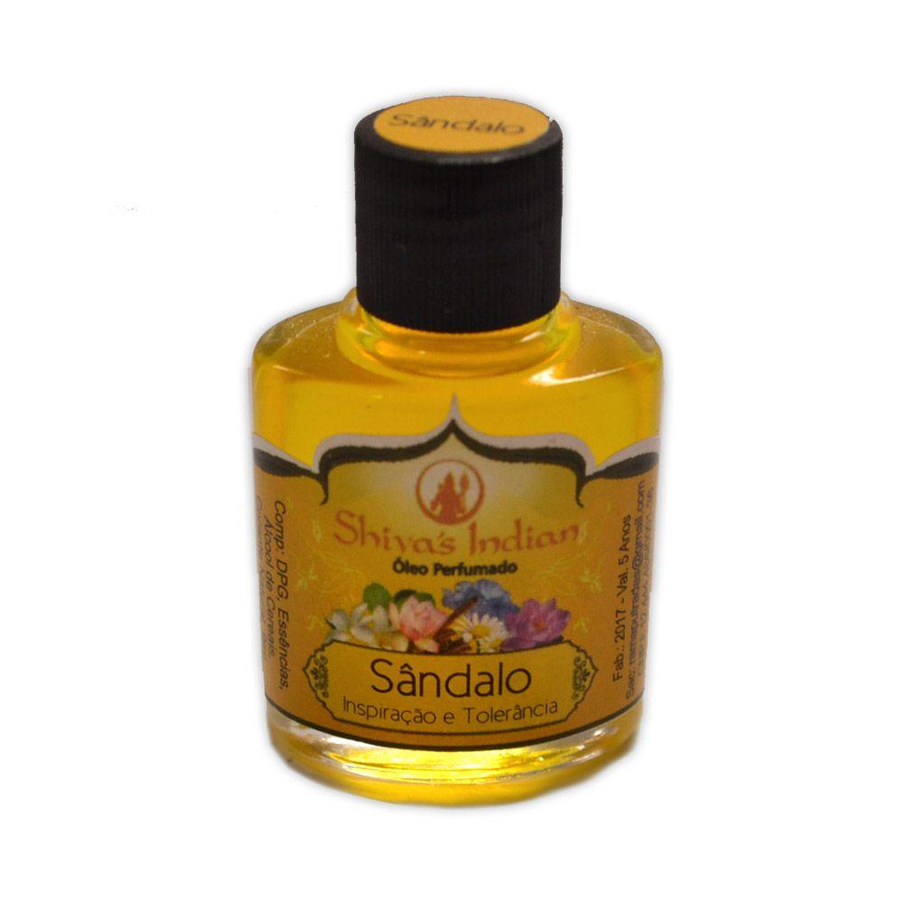 Óleo Shivas Indian - Sândalo