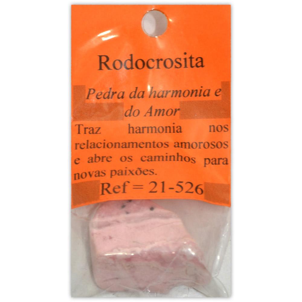 Pedra de Coleção - Rodocrosita