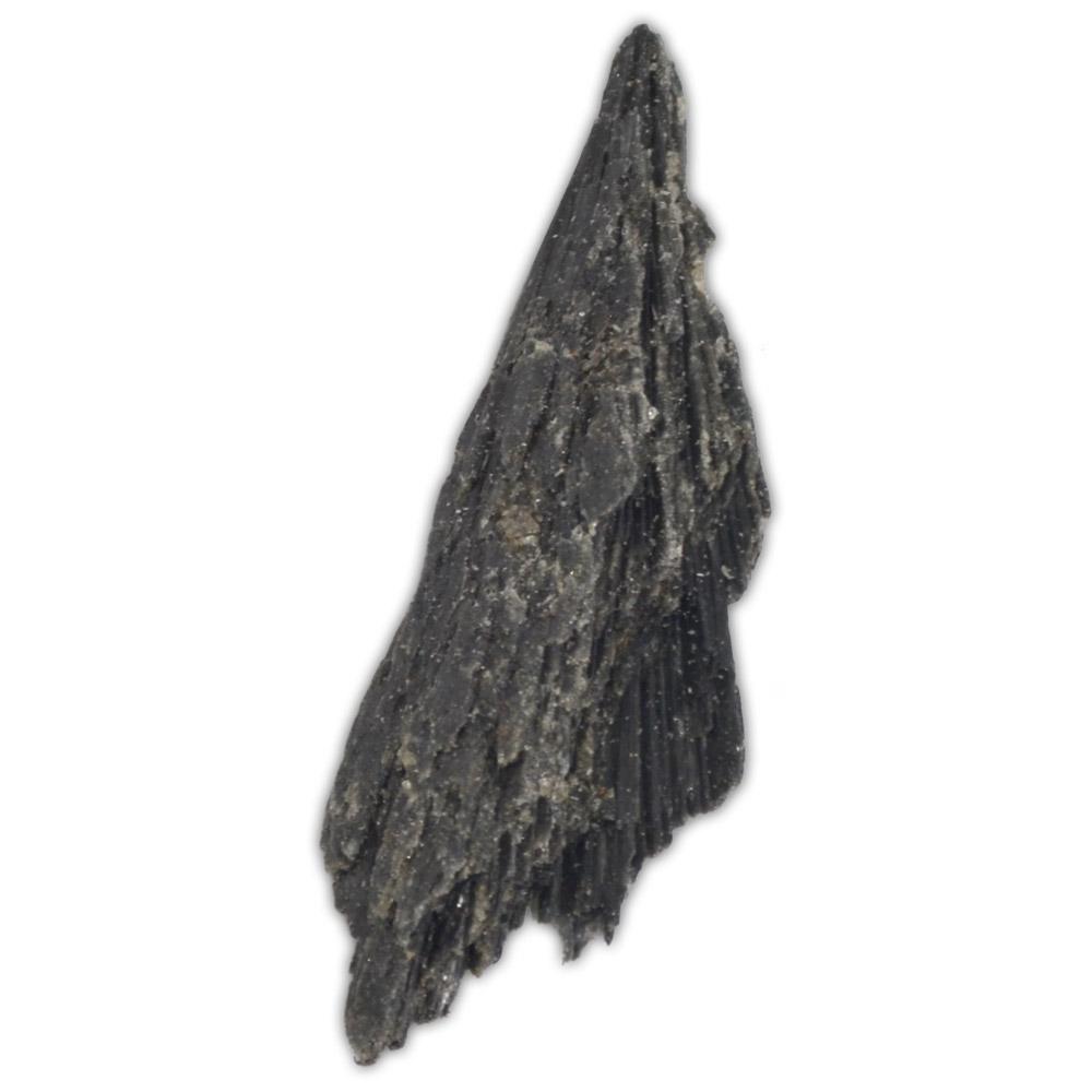 Pedra de Coleção - Cianita Negra ou Vassoura de Bruxa