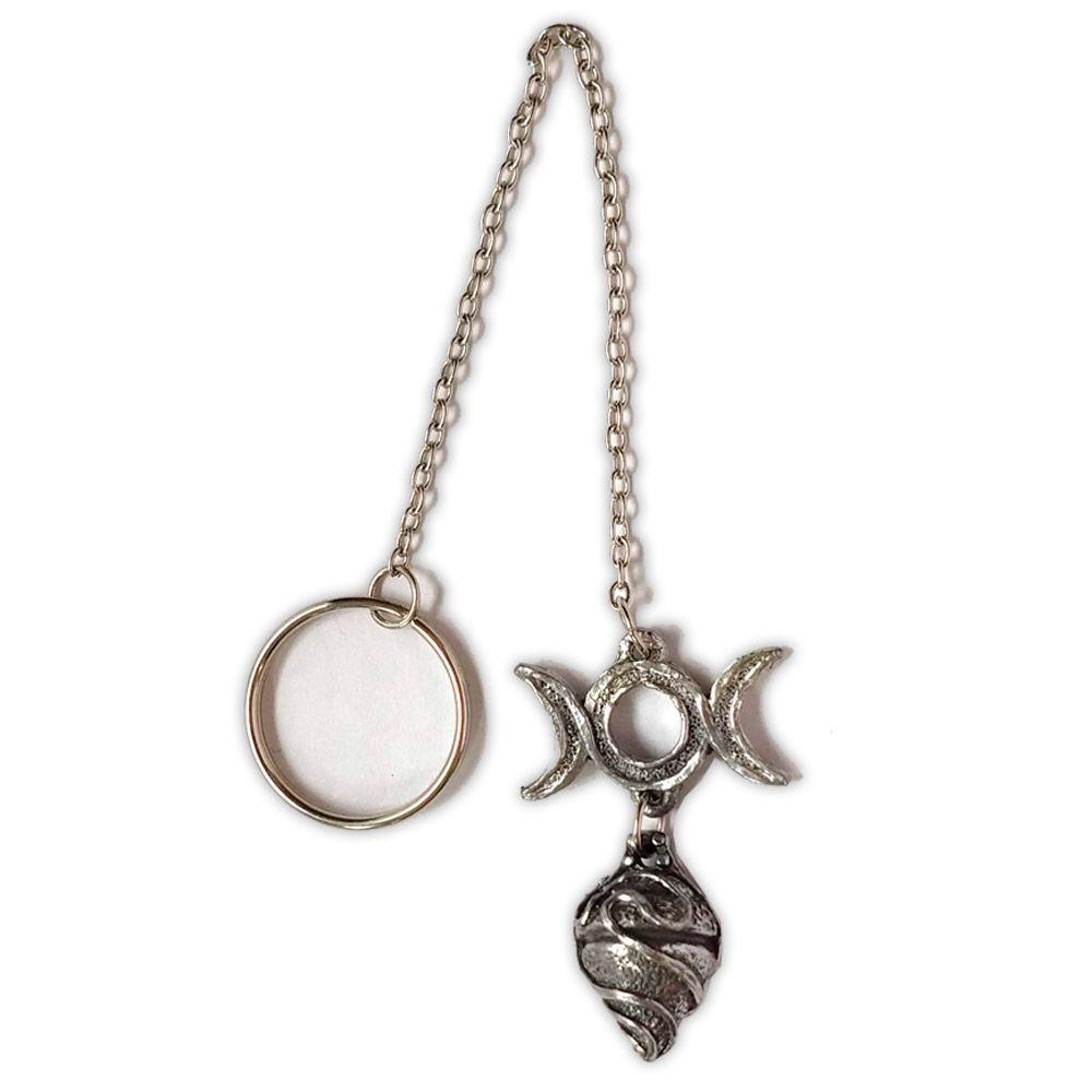 Pêndulo em estanho - Triluna