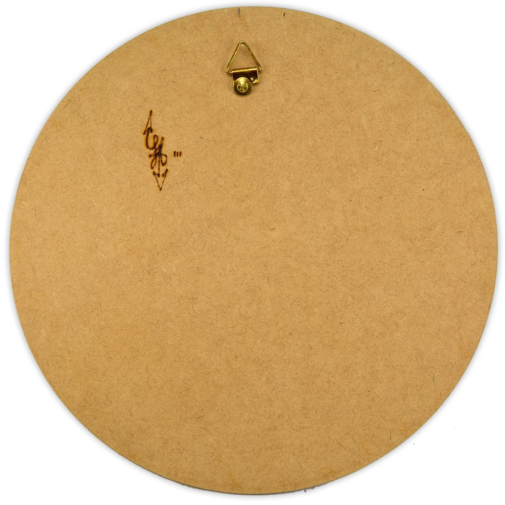 Roda do Ano 35cm - Cruz Celta