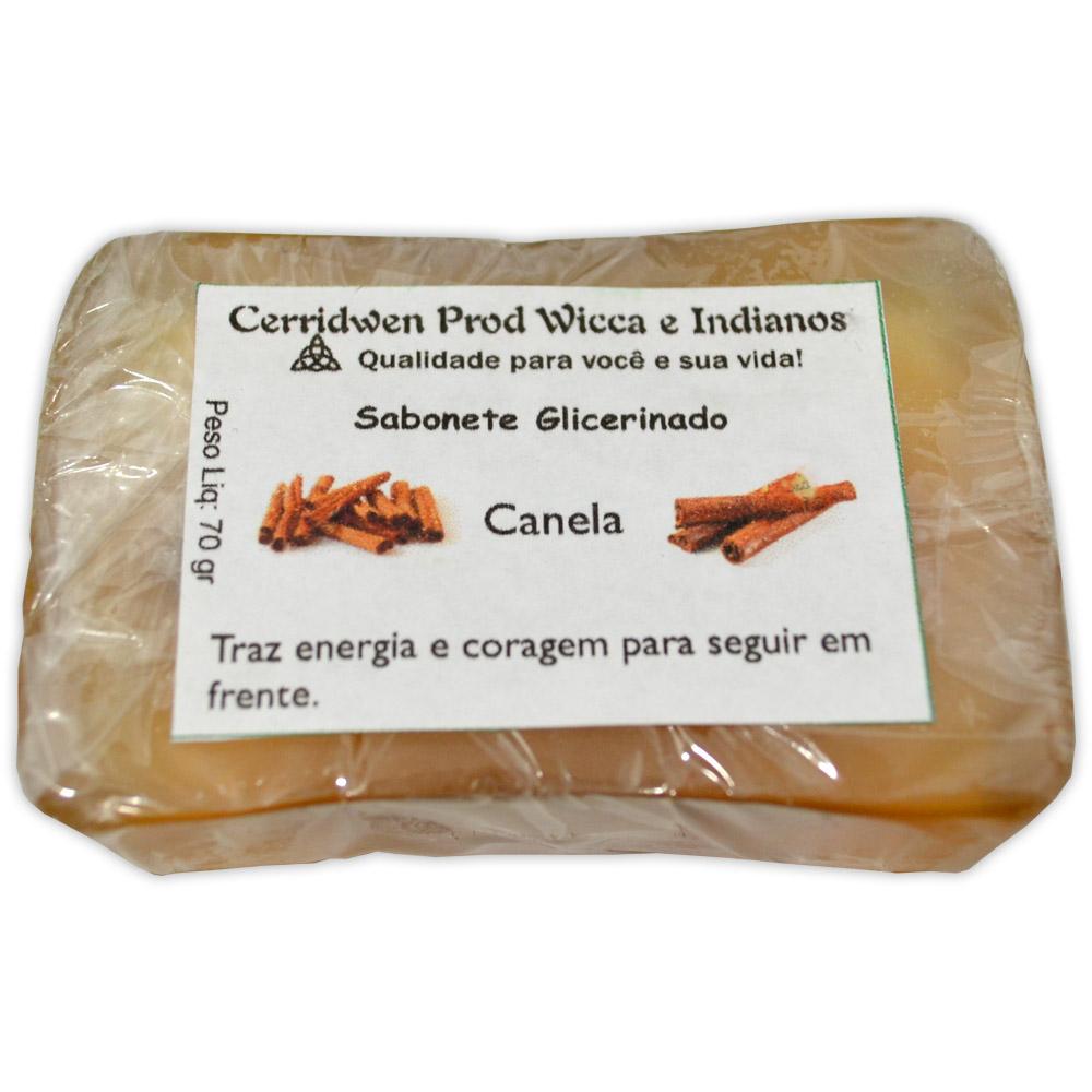 Sabonete Glicerinado - Canela