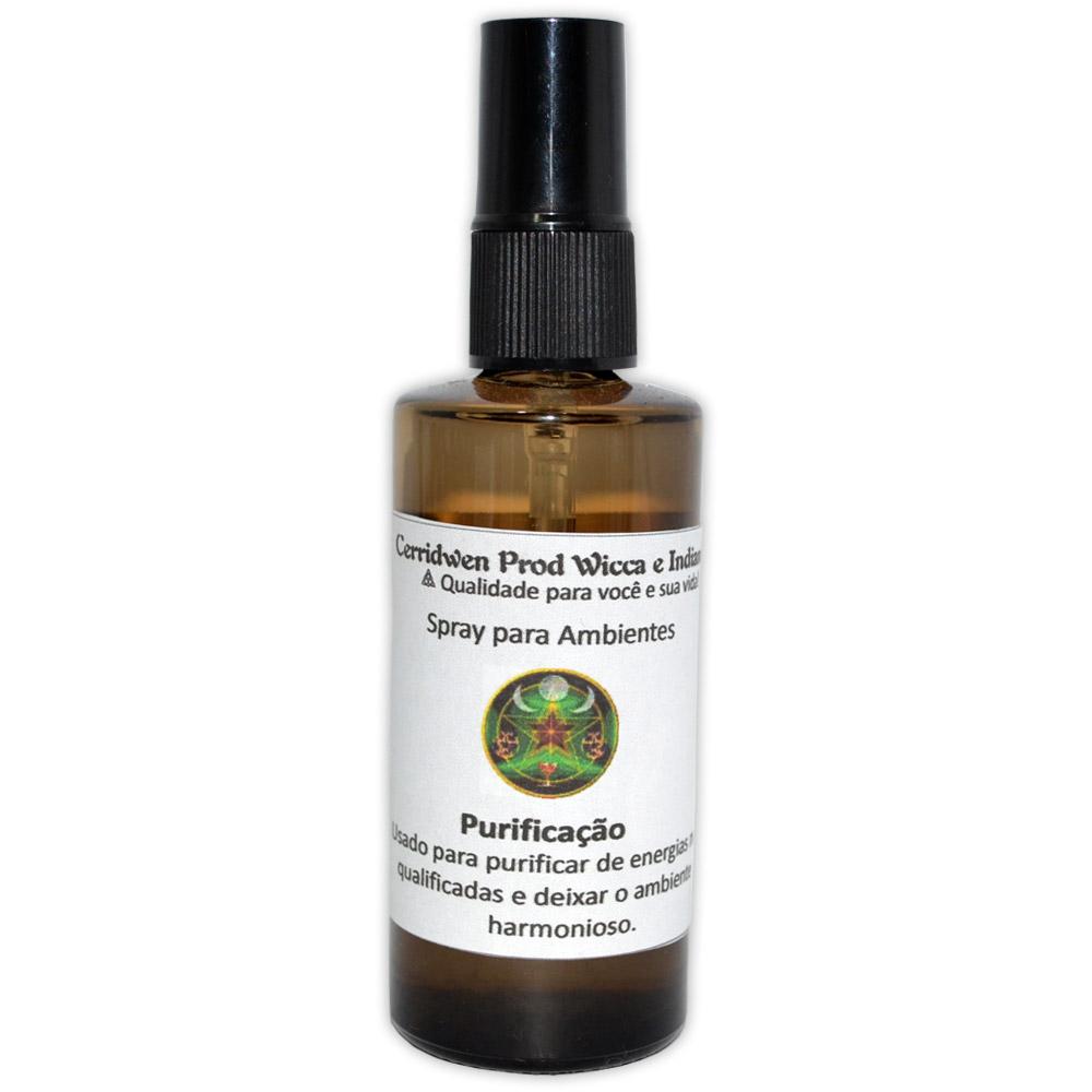 Spray para Ambientes - Purificação