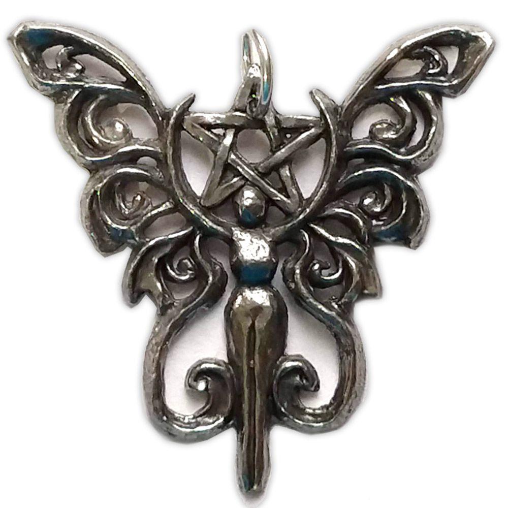 Talismã Pentagrama - Deusa