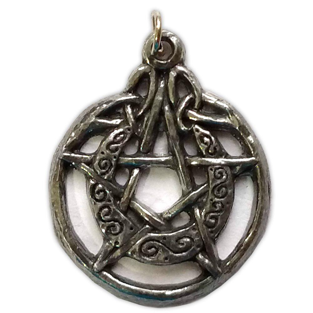 Talismã Pentagrama - Lunar