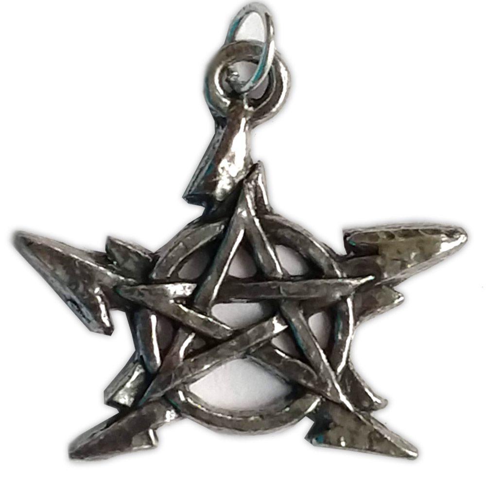 Talismã Pentagrama - Raio