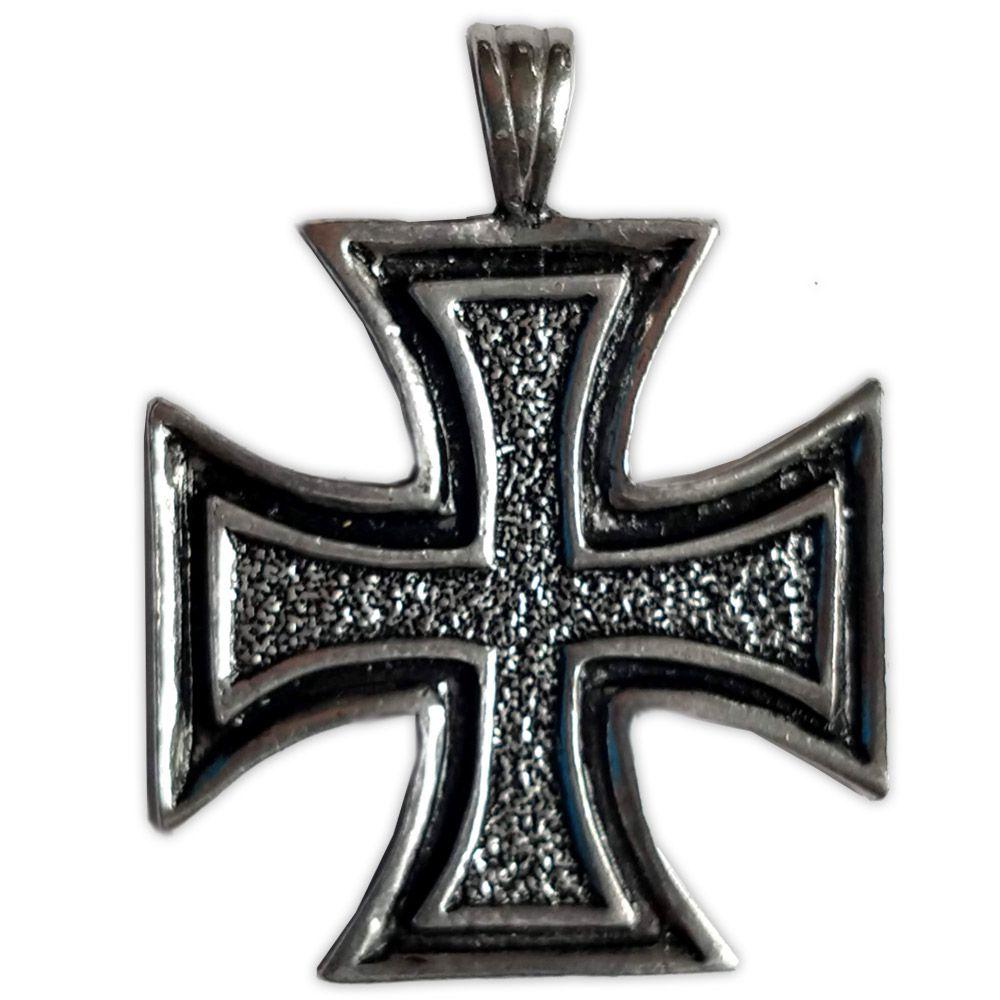 Talismã Pingente - Cruz de Malta