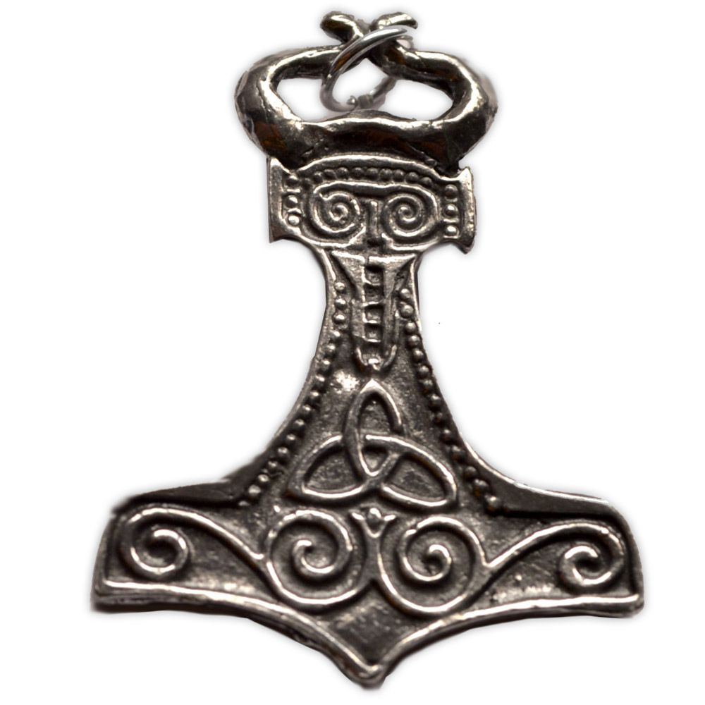 Talismã Pingente Martelo de Thor, Proteção