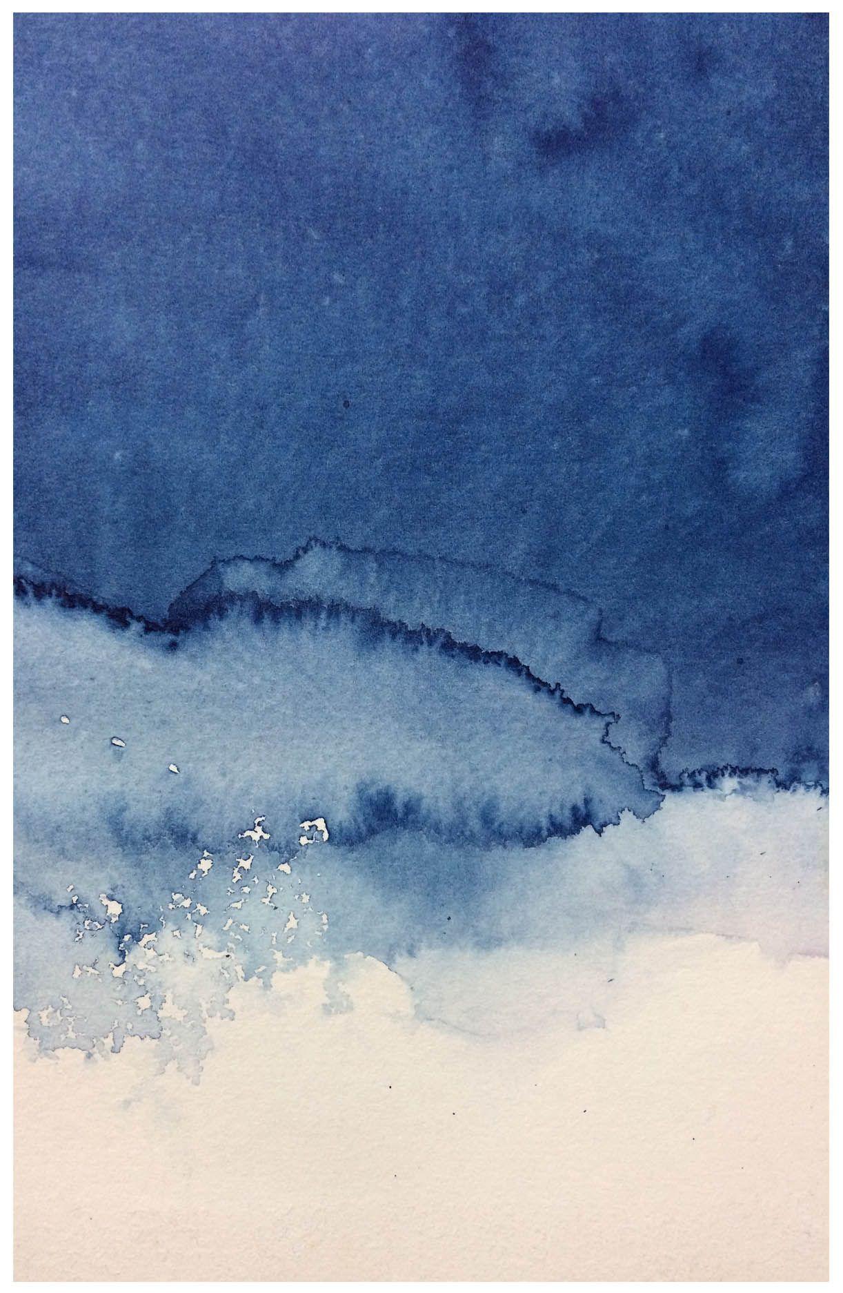 ABSTR TELA BLUE