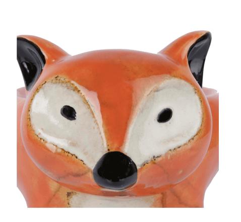 CENTRO MESA FOX LARANJA